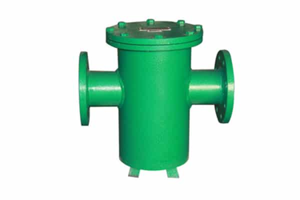 BASKET STRAINER FOR CRUDE OIL