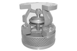 PIPELINE BASKET STRAINER