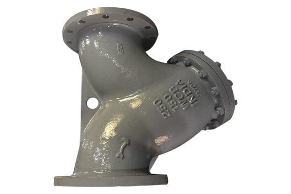 Carbon Steel Basket Strainer