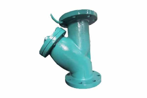 Y STRAINERS FOR LPG