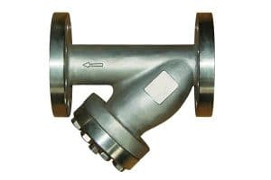Y STRAINERS FOR WATER STEAM