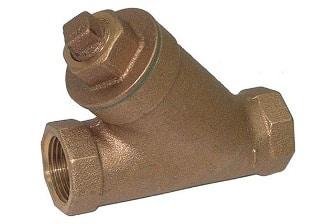 bronze-y-strainer-india